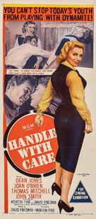 Handle with Care - Australian Movie Poster (xs thumbnail)