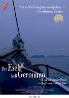 Der Esel hieß Geronimo - German Movie Poster (xs thumbnail)