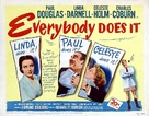 Everybody Does It - Theatrical poster (xs thumbnail)