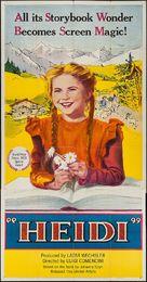Heidi - Movie Poster (xs thumbnail)