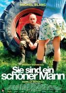 Je vous trouve très beau - German Movie Poster (xs thumbnail)