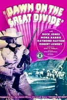 Dawn on the Great Divide - poster (xs thumbnail)