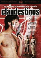 Clandestinos - British Movie Cover (xs thumbnail)