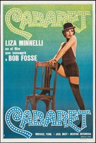Cabaret - Argentinian Movie Poster (xs thumbnail)