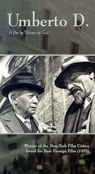 Umberto D. - Movie Poster (xs thumbnail)