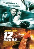 12 Rounds - Italian Movie Poster (xs thumbnail)
