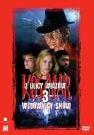 A Nightmare On Elm Street 3: Dream Warriors - Polish Movie Cover (xs thumbnail)