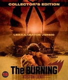 The Burning - Finnish Movie Cover (xs thumbnail)