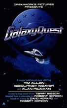 Galaxy Quest - VHS cover (xs thumbnail)
