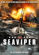 USS Seaviper - DVD cover (xs thumbnail)