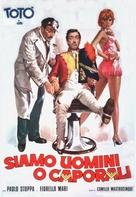 Siamo uomini o caporali - Italian Theatrical poster (xs thumbnail)