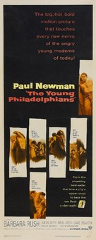 The Young Philadelphians - Movie Poster (xs thumbnail)