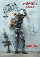 Chappie - Polish Movie Poster (xs thumbnail)