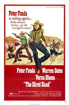 The Hired Hand - Movie Poster (xs thumbnail)