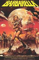 Barbarella - German Movie Poster (xs thumbnail)
