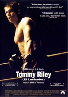 Fighting Tommy Riley - Spanish Movie Cover (xs thumbnail)