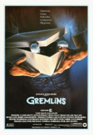 Gremlins - Spanish Movie Poster (xs thumbnail)