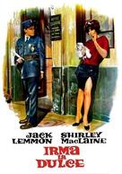 Irma la Douce - Argentinian Movie Cover (xs thumbnail)
