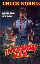 Invasion U.S.A. - German Movie Cover (xs thumbnail)
