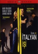 The Italian Job - Turkish Movie Cover (xs thumbnail)