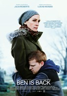 Ben Is Back - Swiss Movie Poster (xs thumbnail)