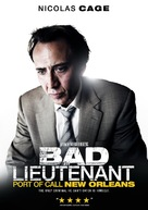 The Bad Lieutenant: Port of Call - New Orleans - Movie Cover (xs thumbnail)