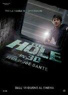 The Hole - Italian Movie Poster (xs thumbnail)