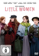 Little Women - German DVD movie cover (xs thumbnail)