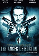 The Boondock Saints - French DVD cover (xs thumbnail)