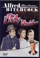 The Lady Vanishes - DVD cover (xs thumbnail)