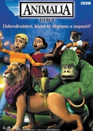 """Animalia"" - Czech DVD movie cover (xs thumbnail)"