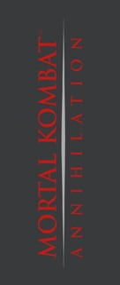 Mortal Kombat: Annihilation - Logo (xs thumbnail)