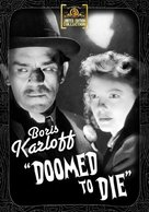 Doomed to Die - DVD cover (xs thumbnail)