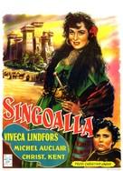 Singoalla - Belgian Movie Poster (xs thumbnail)