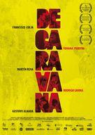 De caravana - Argentinian Movie Poster (xs thumbnail)