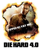 Live Free or Die Hard - poster (xs thumbnail)