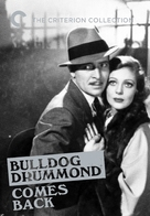 Bulldog Drummond Comes Back - DVD cover (xs thumbnail)