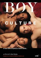 Boy Culture - Spanish DVD cover (xs thumbnail)