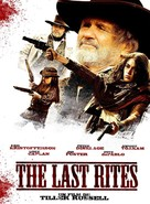 The Last Rites of Ransom Pride - French Movie Cover (xs thumbnail)