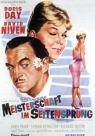 Please Don't Eat the Daisies - German Movie Poster (xs thumbnail)