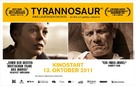 Tyrannosaur - German Movie Poster (xs thumbnail)