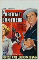 Portrait of a Mobster - Belgian Movie Poster (xs thumbnail)