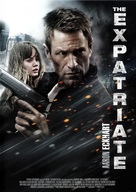 The Expatriate - British Movie Poster (xs thumbnail)