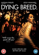 Dying Breed - British Movie Cover (xs thumbnail)