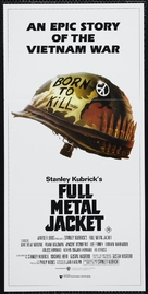 Full Metal Jacket - Australian Movie Poster (xs thumbnail)