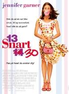 13 Going On 30 - Danish Movie Poster (xs thumbnail)