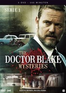 """""""The Doctor Blake Mysteries"""" - German DVD movie cover (xs thumbnail)"""