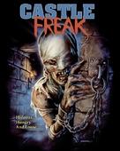 Castle Freak - Blu-Ray cover (xs thumbnail)