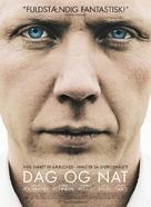 Dag och natt - Danish Movie Poster (xs thumbnail)