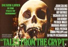 Tales from the Crypt - British Movie Poster (xs thumbnail)